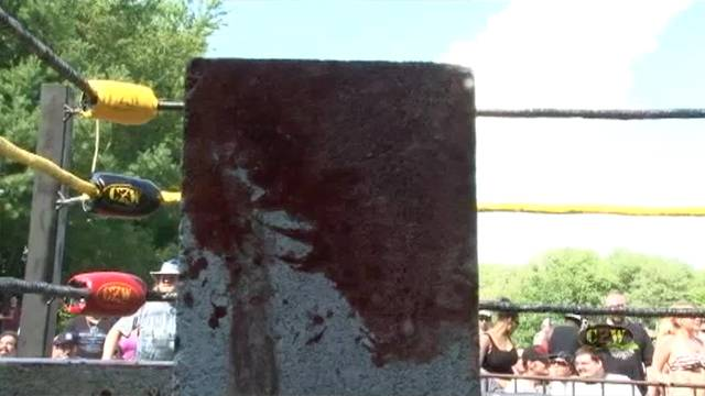 "CZW ""Tournament of Death XI"" 6/23/2012 Townsend, DE"