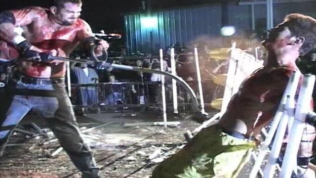 """CZW """"Tournament of Death"""" 8/31/2002 Dover, DE"""