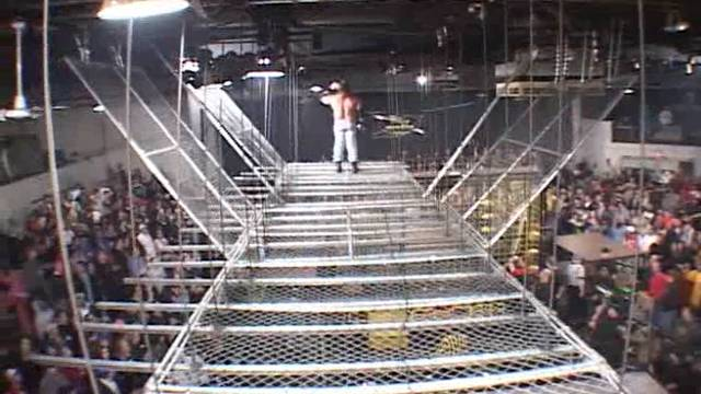 "CZW ""Cage of Death V: Suspended"" 12/13/2003 Philadelphia, PA"
