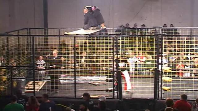 "CZW ""Cage of Death 6: Dual Dimension"" 12/11/2004 Philadelphia, PA"