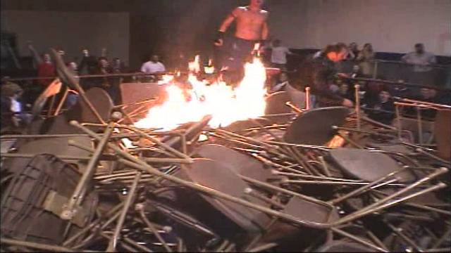 "CZW ""Enough Is Enough"" 9/29/2001 Sewell, NJ"