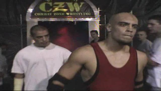 "CZW ""September Slam"" 9/8/2001 Sewell, NJ"