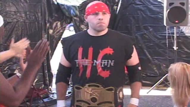 "CZW ""Jersey Re-Invasion"" 9/7/2002 Vineland, NJ"