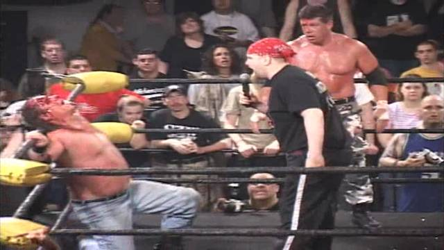 "CZW ""Truth or Consequences"" 6/14/2003 Philadelphia, PA"