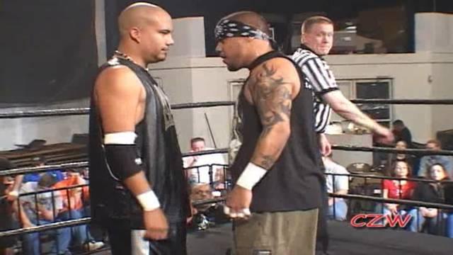 """CZW """"Uprising"""" 10/11/2003 Philadelphia, PA"""