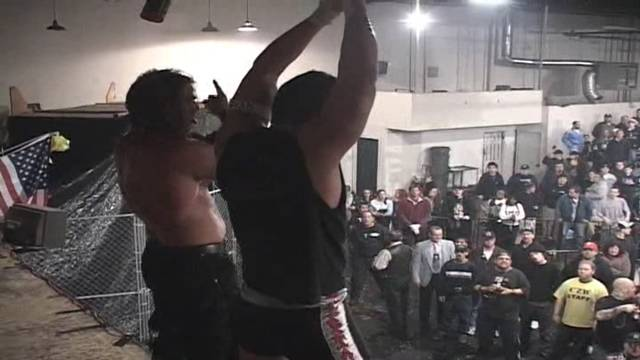 "CZW ""Night of Infamy 2"" 11/15/2003 Philadelphia, PA"