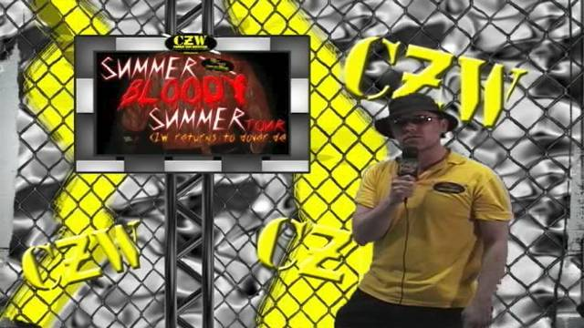 "CZW ""Fake You TV"" Episode #153"