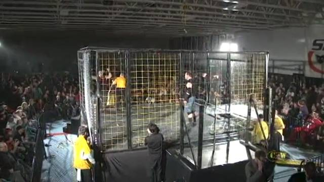 "CZW ""Cage of Death 14"" 12/8/2012 Voorhees, NJ"