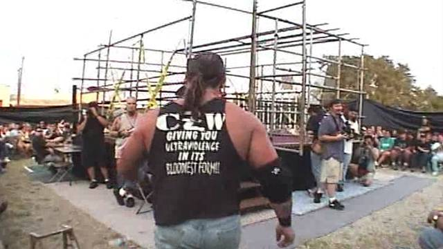 "CZW ""Cage of Death II: After Dark"" 9/9/2000 Sewell, NJ"