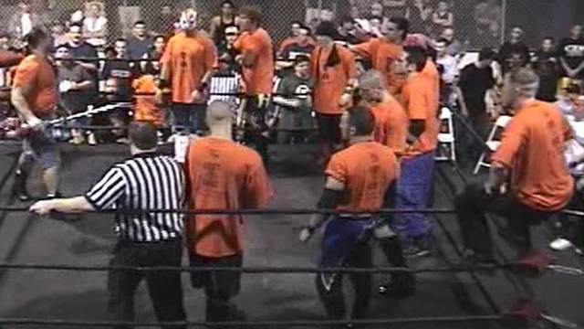 "CZW ""Best of the Best"" 5/19/2001 Sewell, NJ"