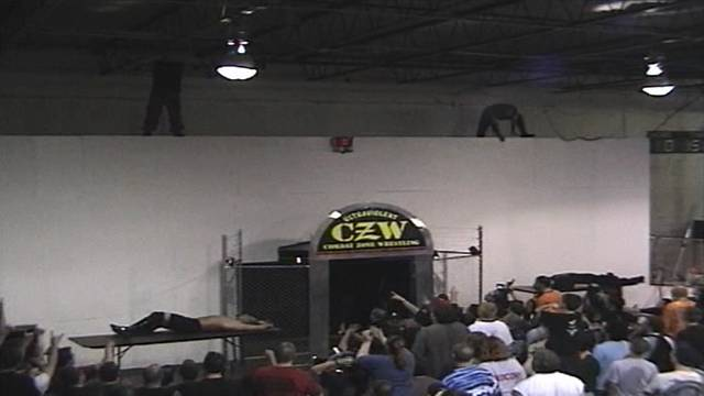 "CZW ""Take 1"" 6/8/2001 Sewell, NJ"