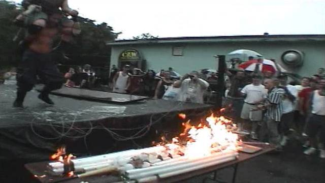 "CZW ""Who's the Boss?"" 8/11/2001 Smyrna, DE"