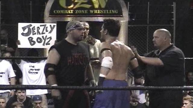 "CZW ""What About LOBO?"" 7/28/2001 Sewell, NJ"
