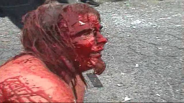 "CZW ""They Said It Couldn't Be Done...Again"" 9/22/2001 Smyrna, DE"