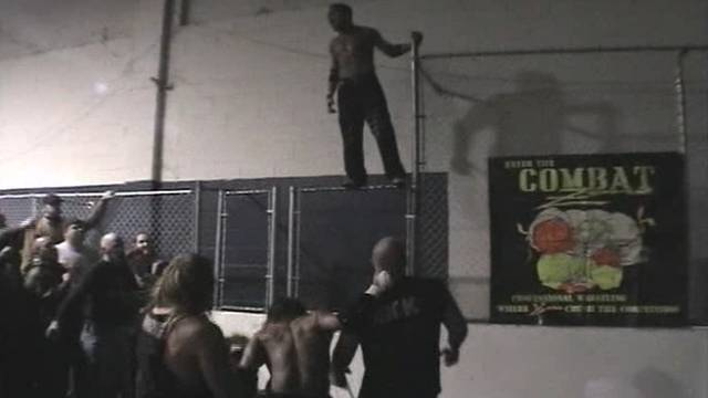 "CZW ""Showdown In Sewell"" 11/10/2001 Sewell, NJ"