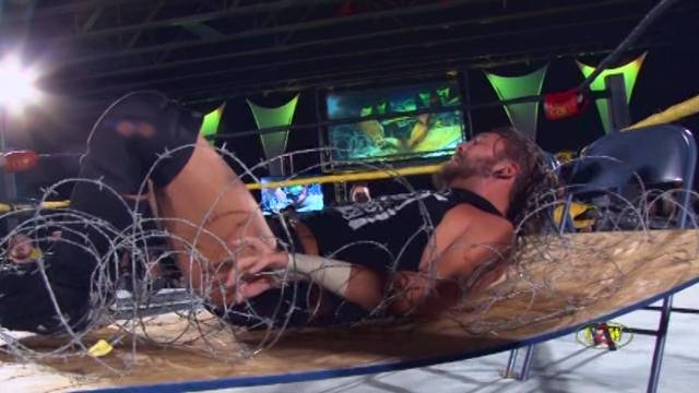 "CZW ""Down With the Sickness"" 9/12/2015 Voorhees, NJ"