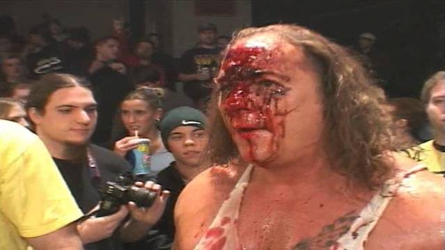 "CZW ""Cage of Death 4"" 12/14/2002 Philadelphia, PA"