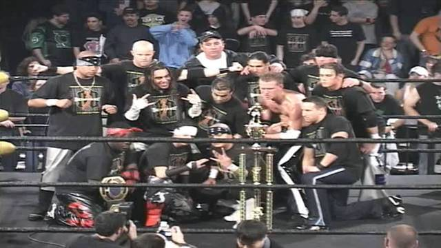 "CZW ""Best of the Best 3"" 4/12/2003 Philadelphia, PA"