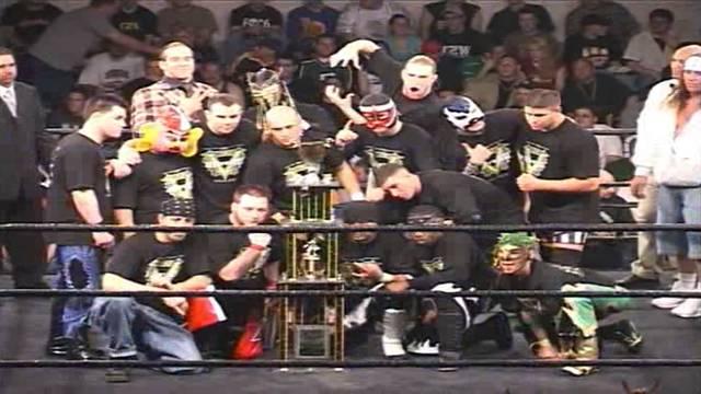 """CZW """"Best of the Best V"""" 5/14/2005 Philadelphia, PA"""