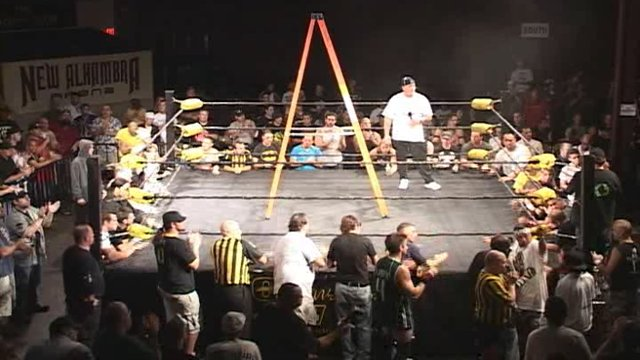 "CZW ""Down With the Sickness 3"" 9/8/2007 Philadelphia, PA"