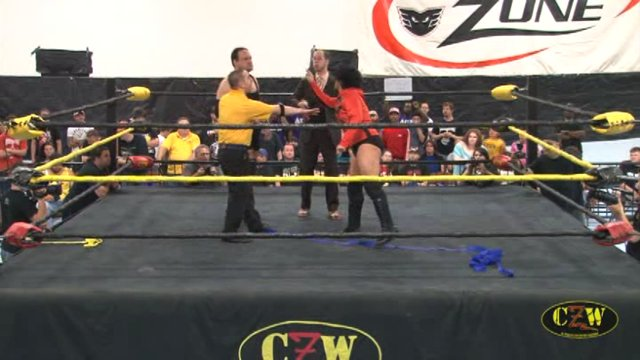 "CZW ""Proving Grounds"" 5/11/2013 Voorhees, NJ"