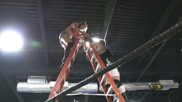 "CZW ""Aerial Assault"" 3/10/2012 Philadelphia, PA"