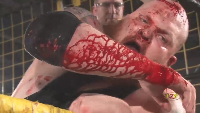 "CZW ""Cage of Death 17"" 12/12/2015 Voorhees, NJ"