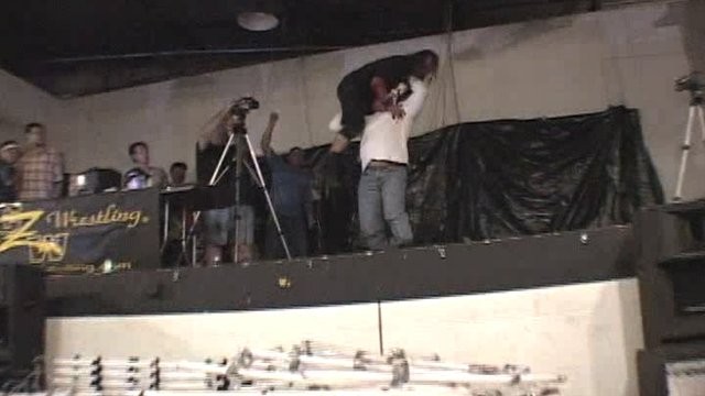 "CZW ""No Excuses"" 8/10/2002 Philadelphia, PA"