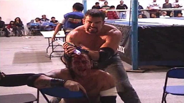 "CZW ""South of the Border"" 6/2001 Mexico"