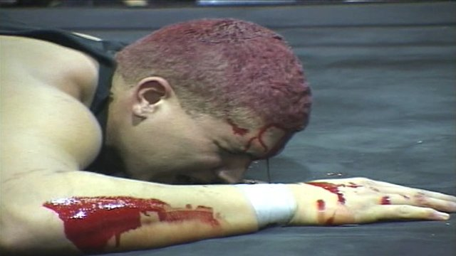 "CZW ""Face Off"" 4/30/2004 Allentown, PA"