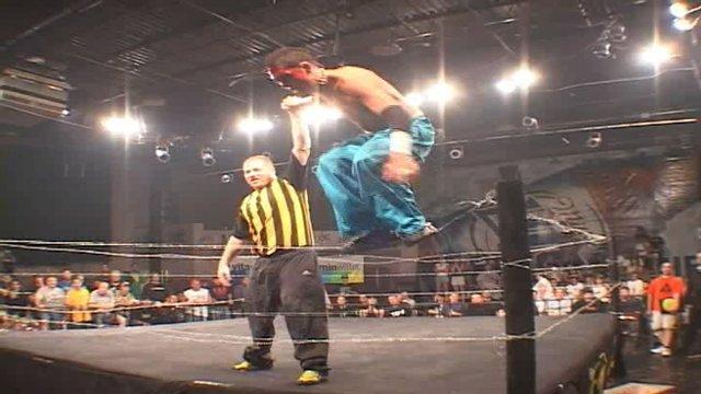 """CZW """"Deja Vu 3: Wired"""" 8/13/2005 Philadelphia, PA"""