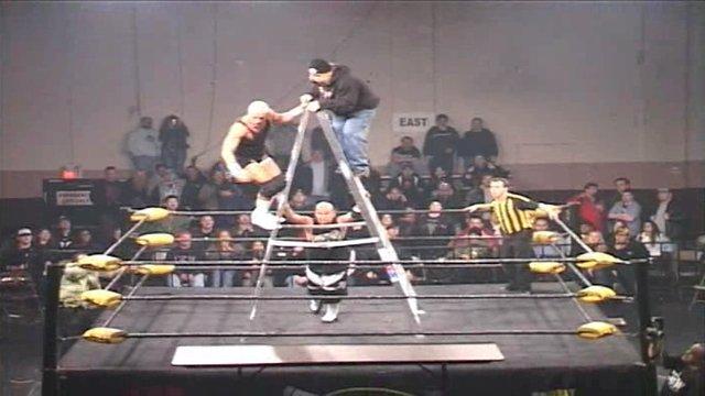 "CZW ""Gen Z"" 1/8/2005 Philadelphia, PA"