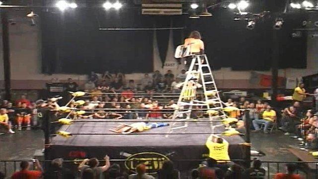 "CZW ""High Stakes 3"" 7/9/2005 Philadelphia, PA"