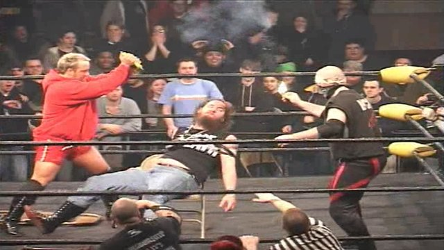 "CZW ""Liberated"" 3/12/2005 Philadelphia, PA"