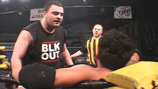 "CZW ""Trifecta Elimination 3"" 4/2/2005 Philadelphia, PA"