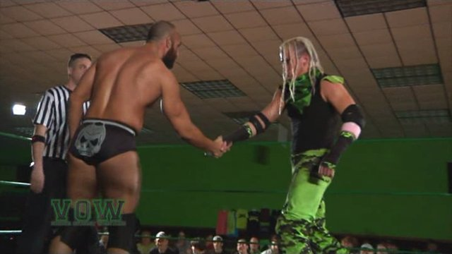 """VOW """"October Onslaught"""" 10/4/2014 Connellsville, PA"""