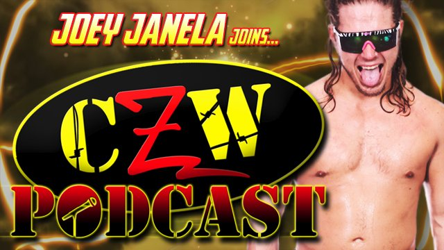"CZW ""Podcast: Bleeding Black & Yellow"" Episode #10 (w/ Joey Janela)"