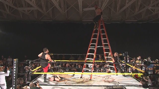 "CZW ""The Boss Is Back"" 8/13/2016 Voorhees, NJ"