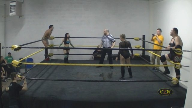 "CZW ""Dojo Wars #2"" 6/4/2014 Blackwood, NJ"