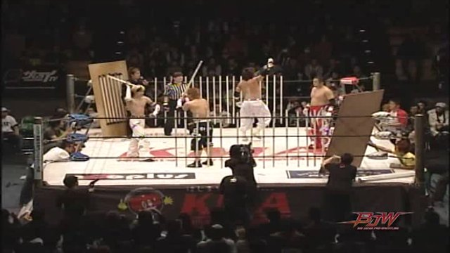 "BJW ""Deathmatch Wars Vol. 1"" Compilation"