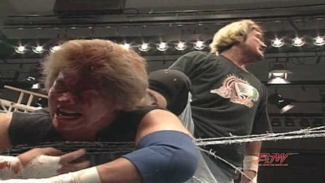 "BJW ""Too Much Blood"" 2/22/2005 Tokyo, Japan"