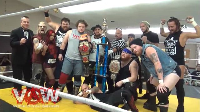 "VOW ""Lord of Anarchy: Deathmatch Tournament"" 9/13/2015 Fairmont, WV"