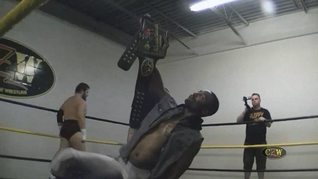 "CZW ""Dojo Wars #5"" 7/16/2014 Blackwood, NJ"