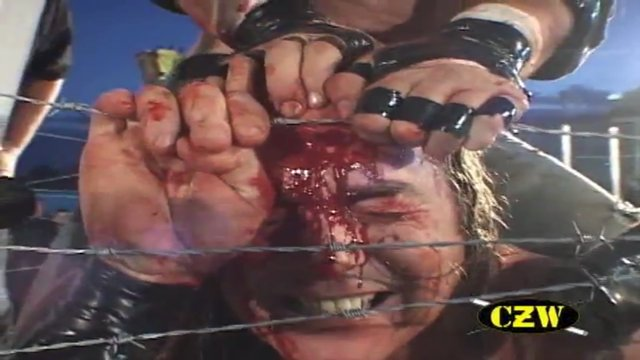"""CZW """"Scarred: These Wounds Run Deep!"""" Special Edition"""