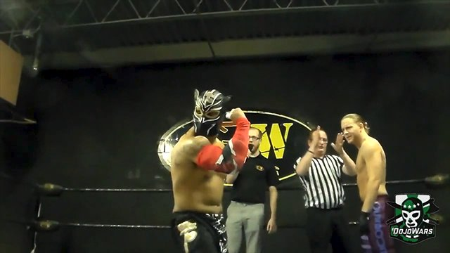"CZW ""Dojo Wars #112"" 2/1/2017 Blackwood, NJ"