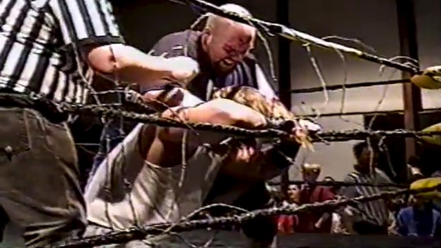 CZW Barbed Wire Brawl