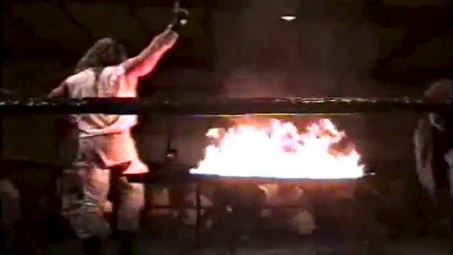 CZW Down in Flames