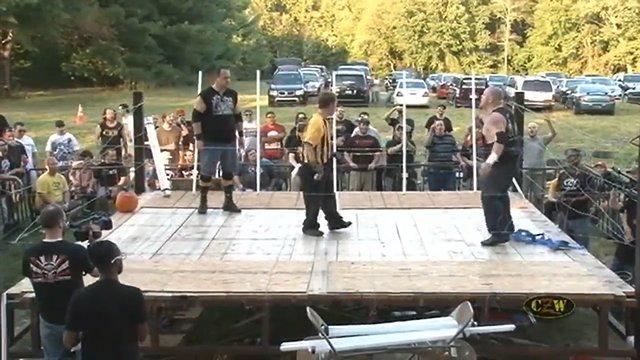 """CZW """"Redemption"""" 9/22/2012 Townsend, DE"""