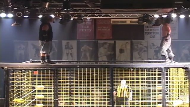 "CZW ""Cage of Death 9"" 12/8/2007 Philadelphia, PA"