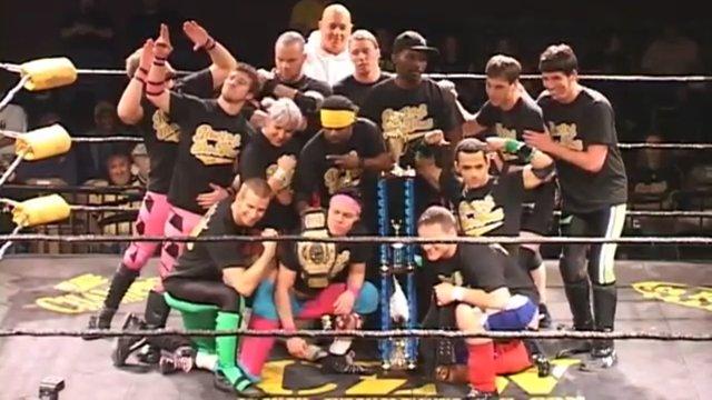 """CZW """"Best of the Best 8"""" 5/10/2008 Philadelphia, PA"""